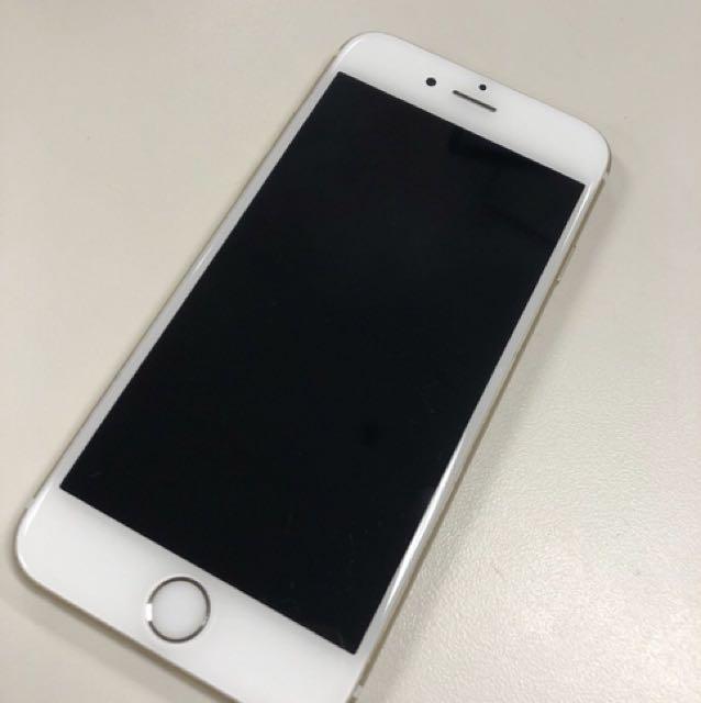 Gold iPhone 6S 64gb