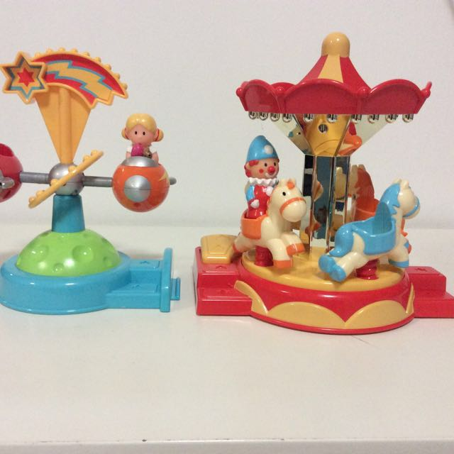 Happyland Funfair Babies Kids Toys Walkers On Carousell