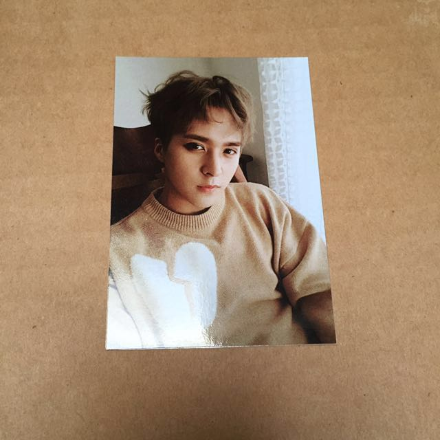 Highlight 1st mini album Can you feel it? Sense ver. w/ Dongwoon pc