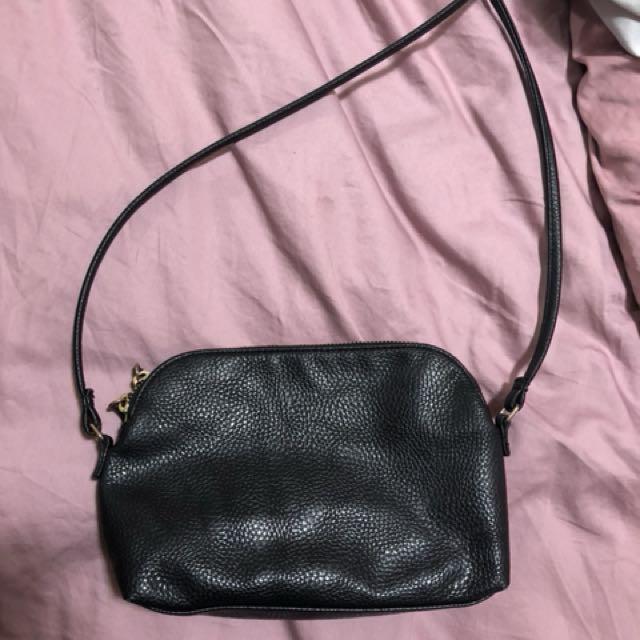 H&M small black bag