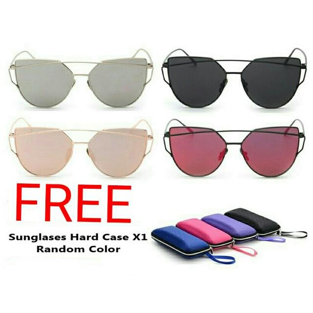 🔥Hot Sale!!🔥Fenbery Brand Unisex Retro Aluminum Sunglasses  #MidJan55