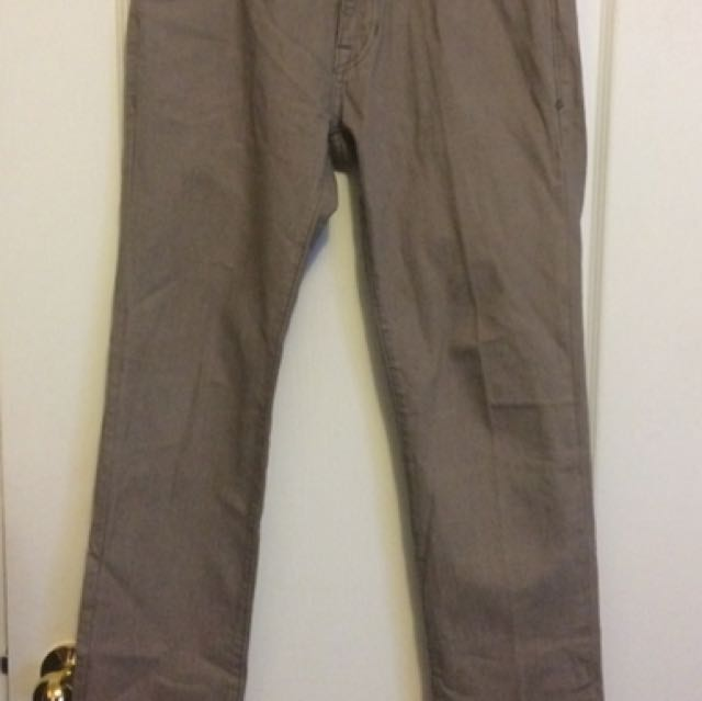 Hurley Jeans - Size 30 - Light Grey