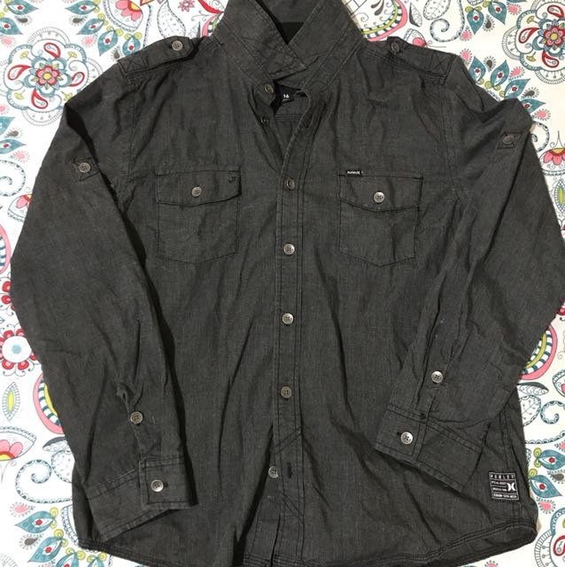 Hurley Longsleeve shirt