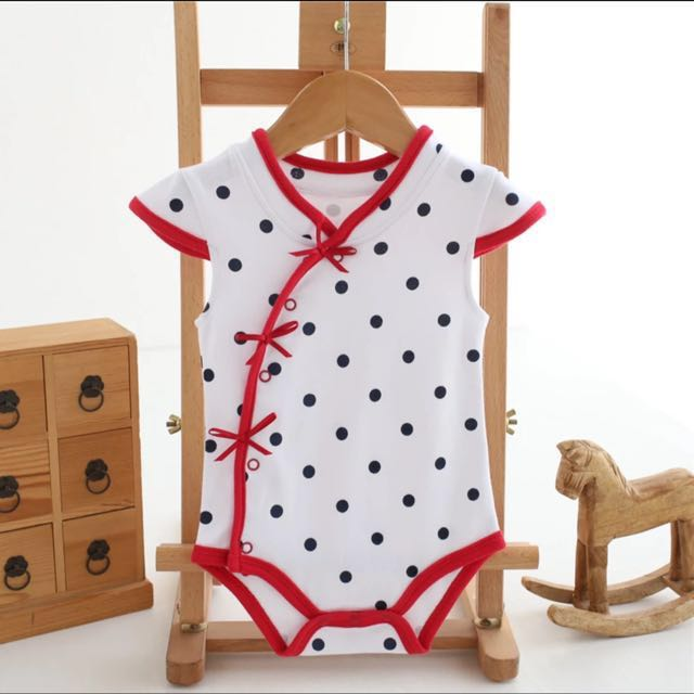 0983718099 IN STOCK CNY baby Romper Baby Cheongsam Baby Qipao Chinese New Year Kids  Outfit Costume Baby Romper Oriental Romper Oriental Chinese Baby Romper  Traditional ...