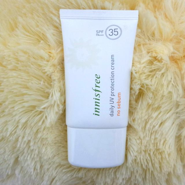Innisfree Daily UV Protection Cream No Sebum