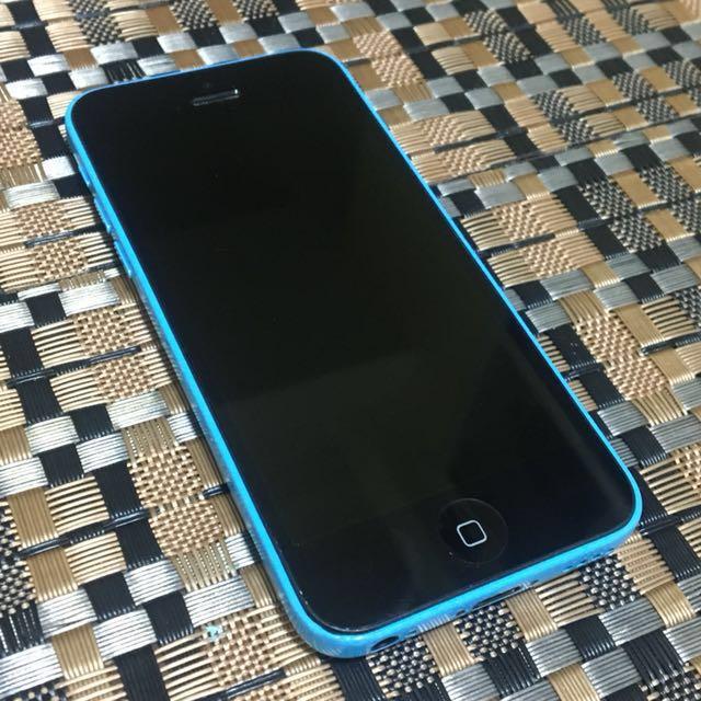 iPhone 5C FU