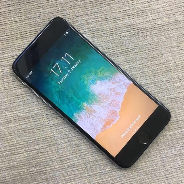 iPhone 6 16gb Grey