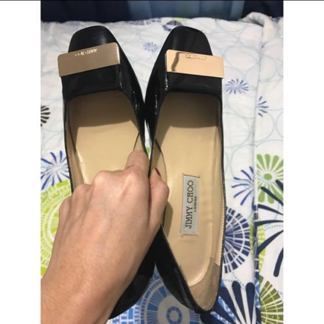 Jimmy Choo Patent Shoes