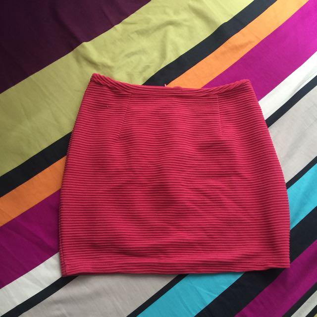 Jrep Mini Skirt