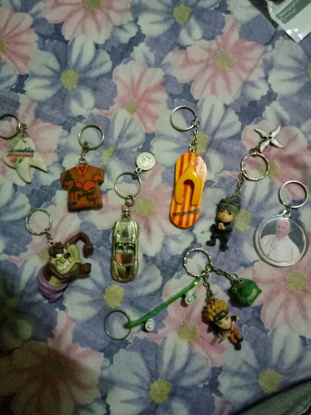 keychains all for 50