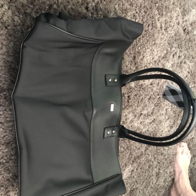 Kikkk K Wide Tote Bag