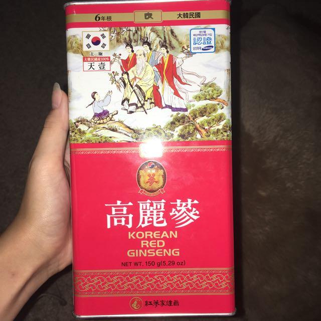 Korean Red Ginseng Kunbo