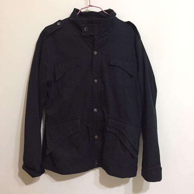 二手🌟黑色外套L