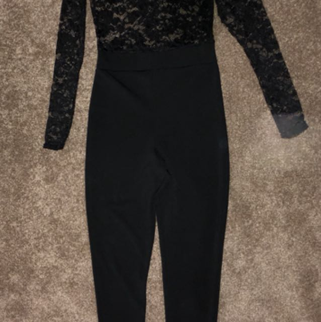 Lacey jumpsuit. UK size 10