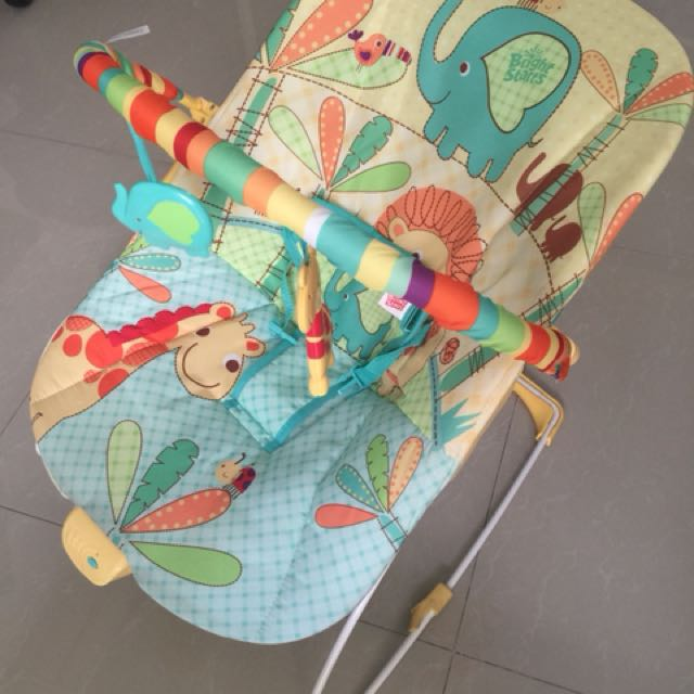 [LIKE NEW] Baby Bouncer BRIGHT STARTS