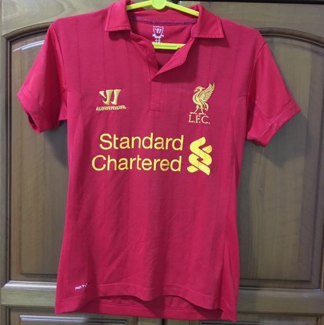 Liverpool Jersey Women Size 36