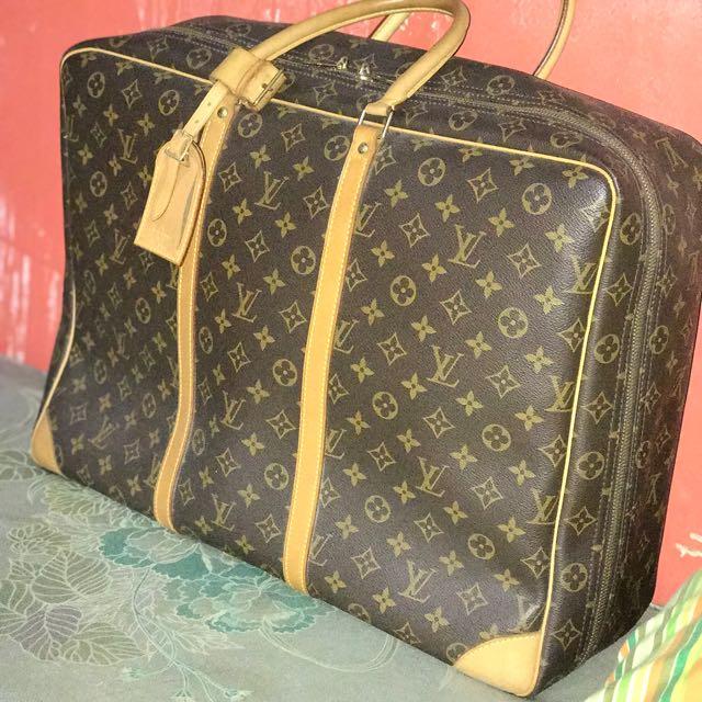 LV Sirius travel luggage