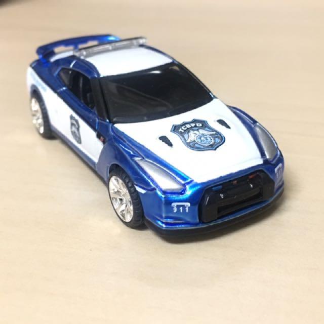 MAISTO 美馳圖 Nissan GTR 警車