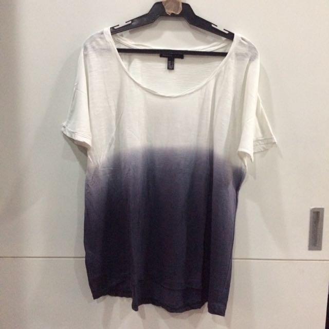 Mango ombre shirt