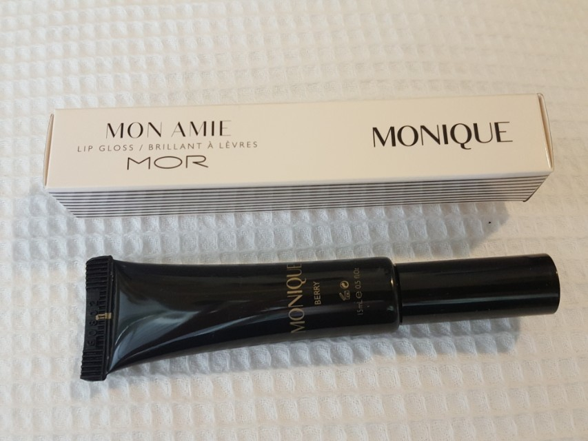 MON AMIE LIP GLOSS BY MOR