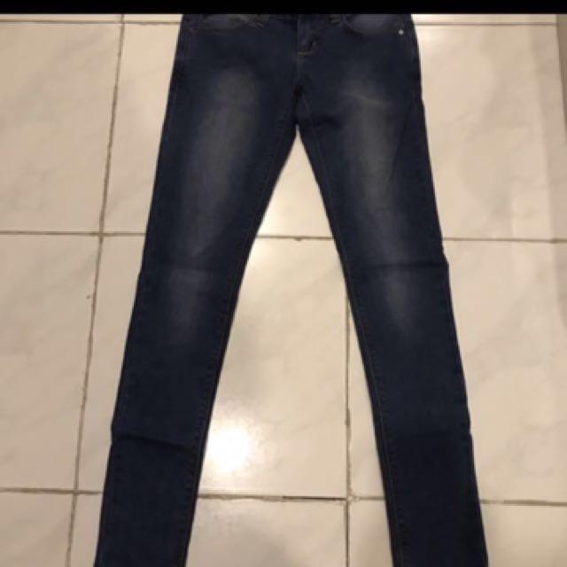 Monkey genes jeans