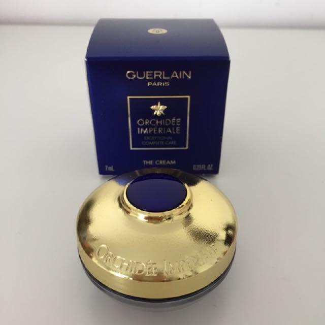 NEW Guerlain Paris orchid we Imperiale cream