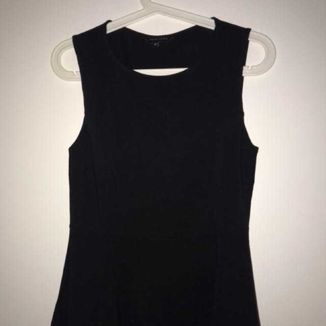 New look peplum top