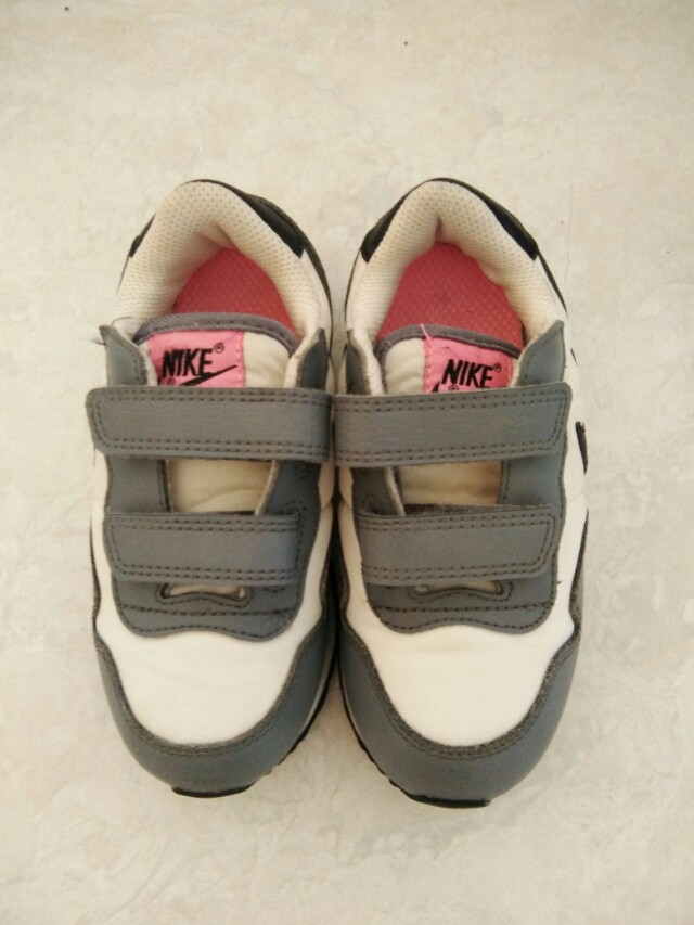 Nike Rubber Shoes for Little Girls