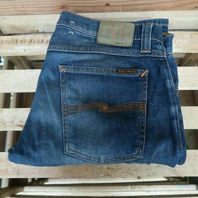 Nudie jeans tube kelly used clean