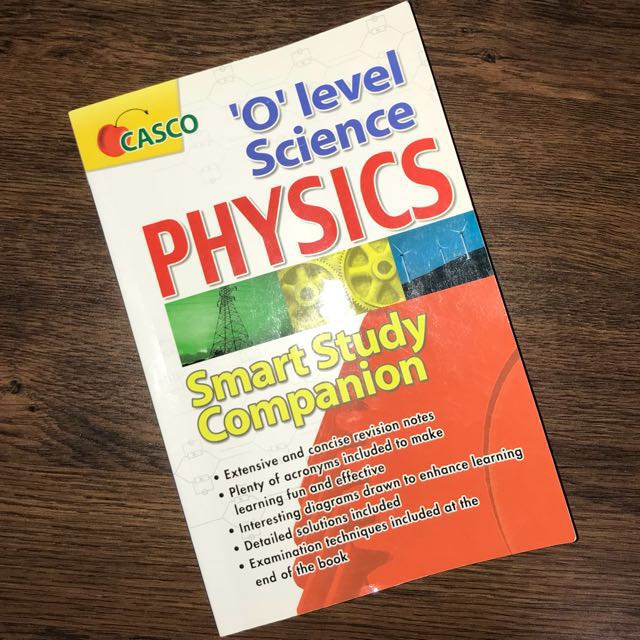 'O' Level Science Physics — Smart Study Companion