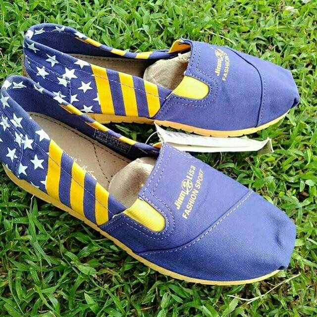 Obral sepatu import china