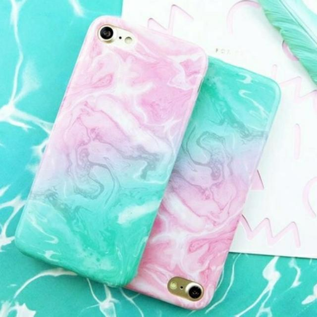 Ombre Swirl Iphone Case