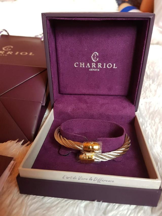 Original Charriol Celtic Olive