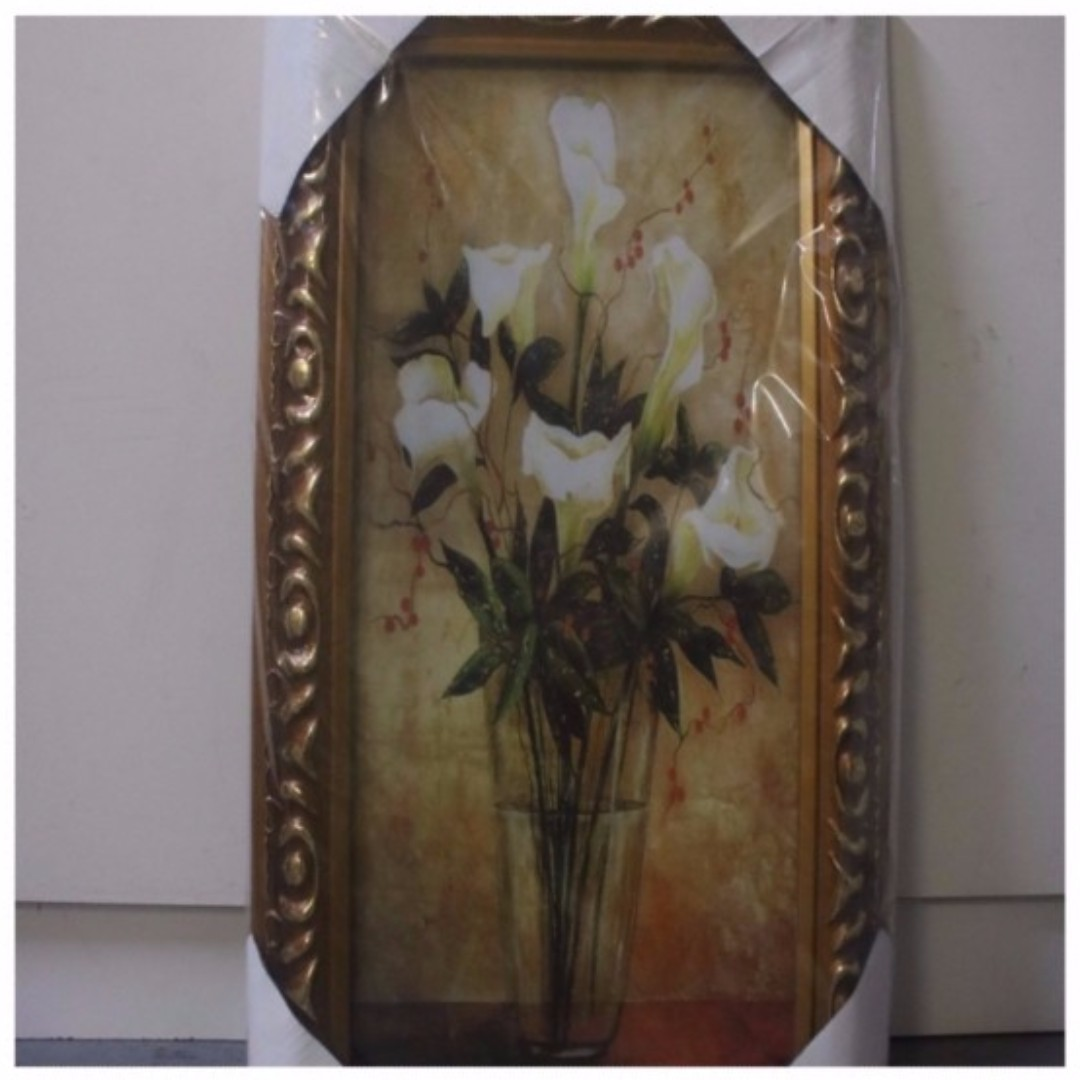 Photo Frame - Flowers