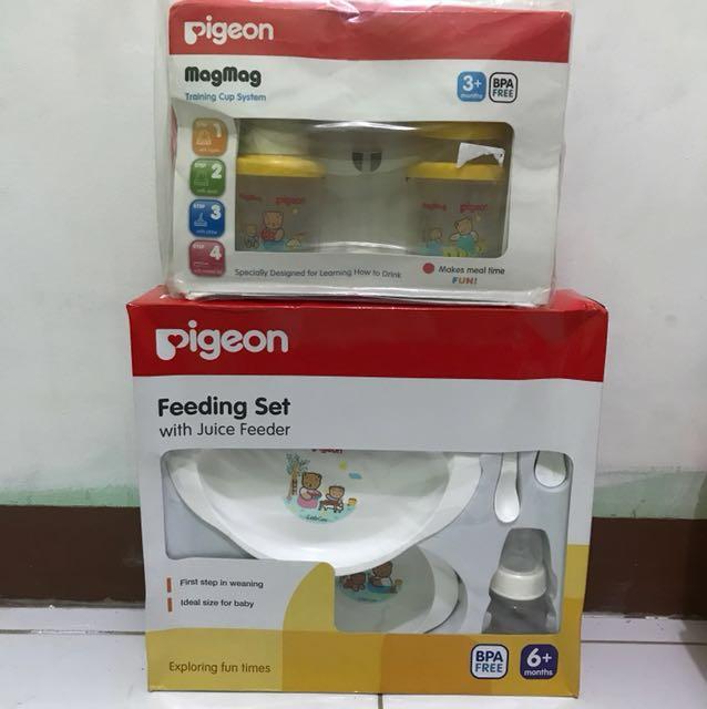 Pigeon Set