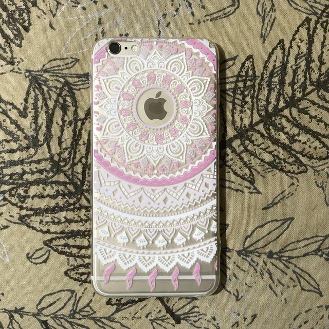 Pink Dream Catcher iPhone 6 PLUS Case