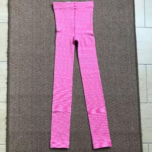 Pink Warmer Leggings