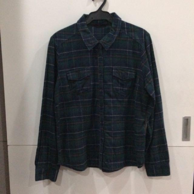 Plaid shirt from Taiwan