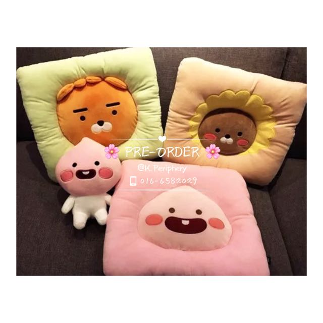 [PO] Kakaofriends Little Friends Cushion