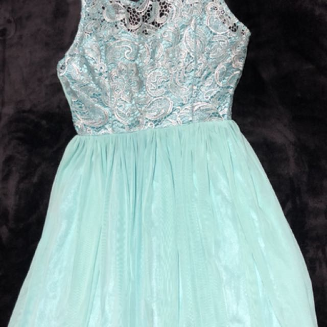 Prom dress - Australian size: Medium