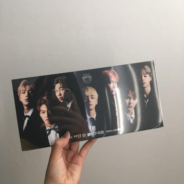 {RARE} BTS Bangtan Boys Best of BTS Album