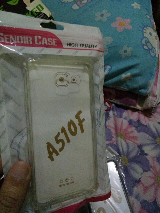 Samsung A5 2016 clear case