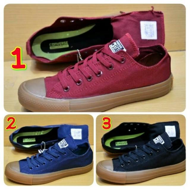Sepatu Converse All Star Gum Terbaru Men S Fashion Men S Footwear 0c3d1905f8