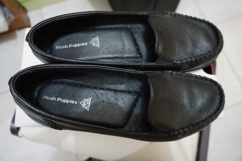 Sepatu pantofel hush puppies a62302ea6c