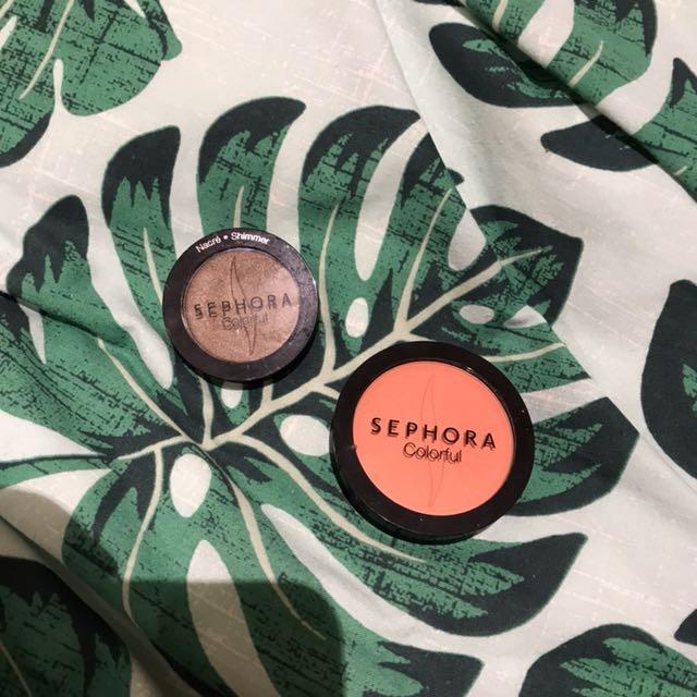 Sephora products