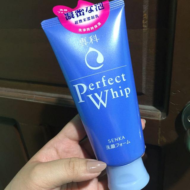 Shiseido Perfect Whip Senka