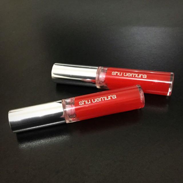Shu Uemura gloss unlimited lipgloss