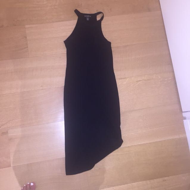 Sirens Bodycon dress with slit