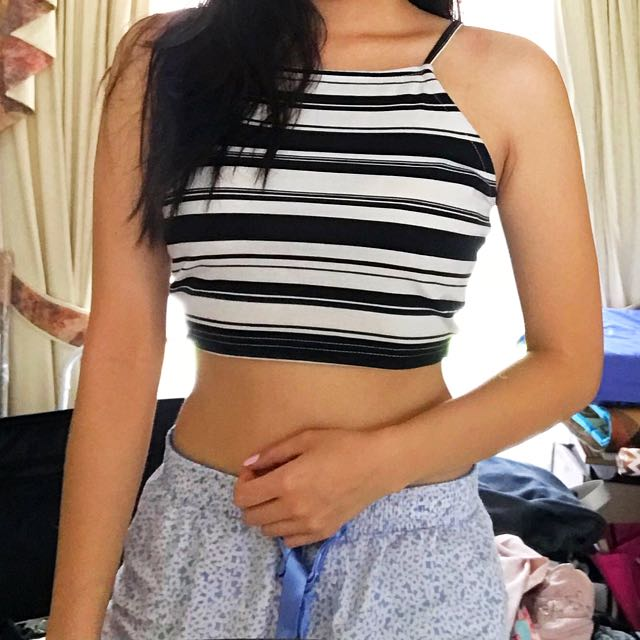 [SMALL] Ice crop top