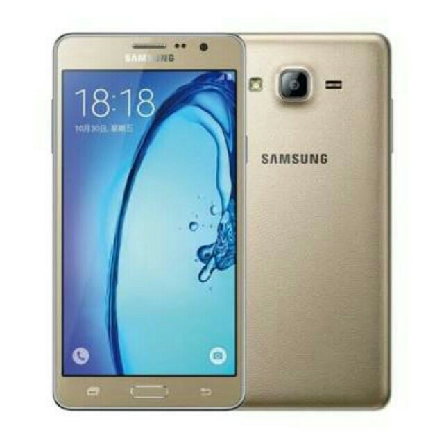 Super Sale Samsung Galaxy On7 (Gold) Brand New